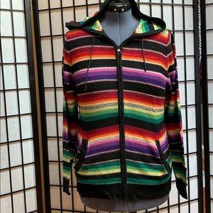 Ralph Lauren Full Zip Hoodie Cardigan XL